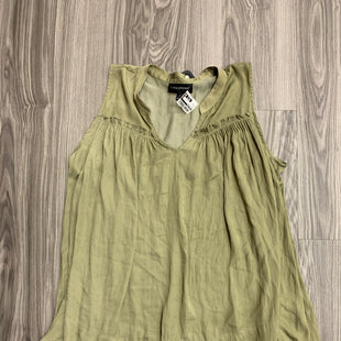 Primary Photo - BRAND: LANE BRYANT STYLE: TOP SLEEVELESS COLOR: OLIVE SIZE: XL SKU: 172-172166-72632