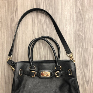 Primary Photo - BRAND: MICHAEL KORS STYLE: HANDBAG DESIGNER COLOR: BLACK SIZE: MEDIUM SKU: 172-172262-629
