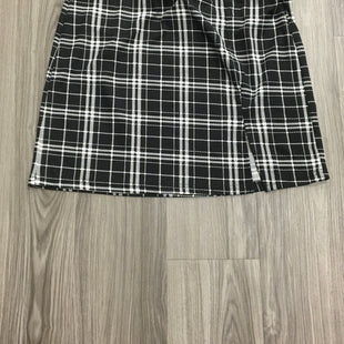 Primary Photo - BRAND: SHEIN STYLE: SKIRT COLOR: PLAID SIZE: 2X SKU: 172-172242-5225