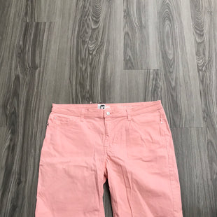 Primary Photo - BRAND: RIDERS STYLE: SHORTS COLOR: PINK SIZE: 18 SKU: 172-172242-5230