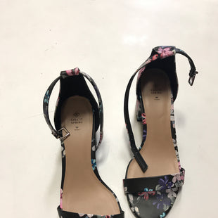 Primary Photo - BRAND: CALL IT SPRING STYLE: SANDALS LOW COLOR: BLACK SIZE: 7 SKU: 172-172219-10293