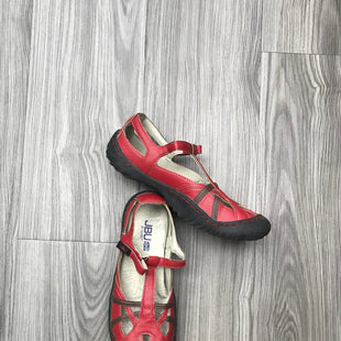 Primary Photo - BRAND: JAMBU STYLE: SHOES ATHLETIC COLOR: RED SIZE: 7.5 SKU: 172-172251-3648
