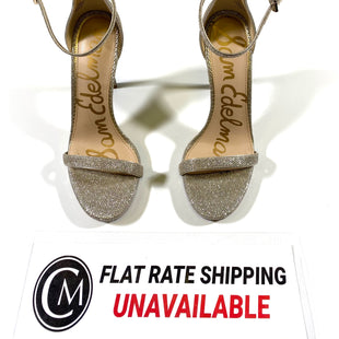 Primary Photo - BRAND: SAM EDELMAN STYLE: SHOES HIGH HEEL COLOR: SPARKLES SIZE: 8.5 OTHER INFO: AS IS SKU: 172-172170-66681