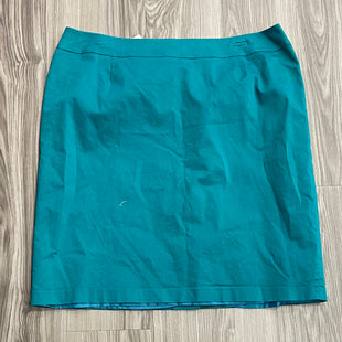 Primary Photo - BRAND: ALEX MARIE STYLE: SKIRT COLOR: GREEN SIZE: 18 SKU: 172-172166-74006