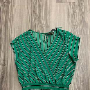 Primary Photo - BRAND:  CME STYLE: TOP SHORT SLEEVE COLOR: GREEN SIZE: XL OTHER INFO: OLM - SKU: 172-172166-72631