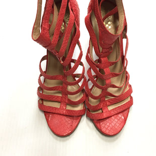 Primary Photo - BRAND: VINCE CAMUTO STYLE: SHOES HIGH HEEL COLOR: SALMON SIZE: 8.5 OTHER INFO: AS IS SKU: 172-172170-55230
