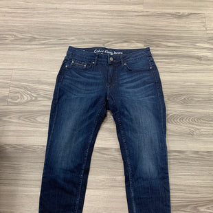 Primary Photo - BRAND: CALVIN KLEIN STYLE: JEANS COLOR: DENIM SIZE: 30 SKU: 172-172260-101