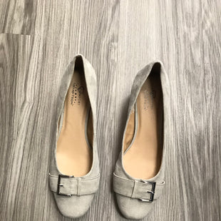 Primary Photo - BRAND: I LOVE COMFORT STYLE: SHOES LOW HEEL COLOR: GREY SIZE: 8 SKU: 172-172166-74320