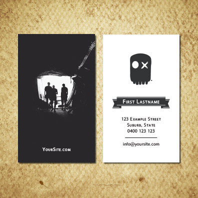 Image of business card designs B010897