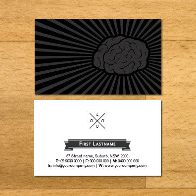 Image of business card designs B010899