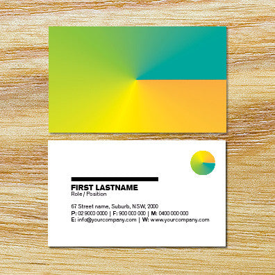 Image of business card designs B010903