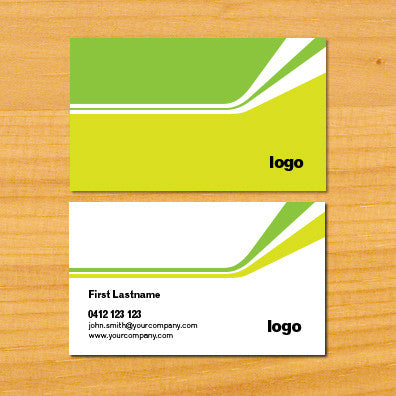 Image of business card design B010906