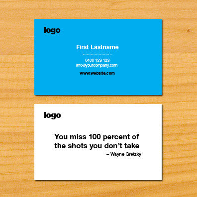 Image of business card design B010912