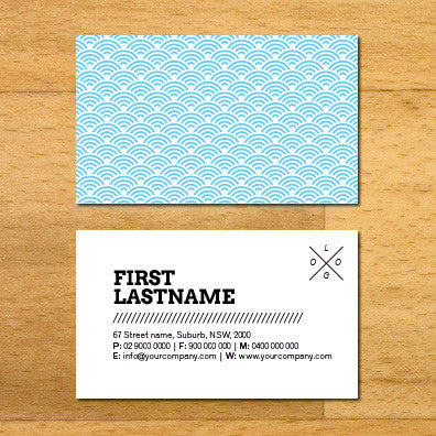 Image of business card design B010919