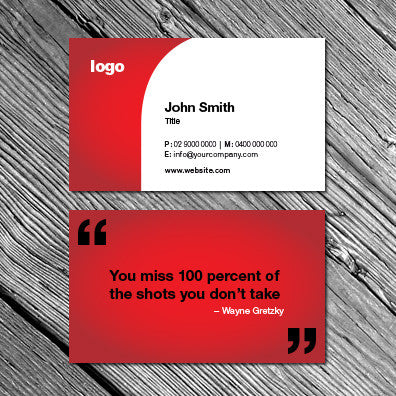 Image of business card design B010922