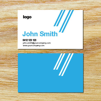 Image of business card design B010927