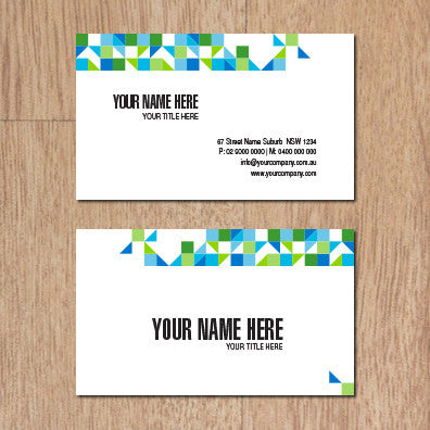 Image of business card design B010930
