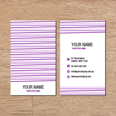 Image of business card design B010937