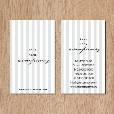 Image of business card design B010940