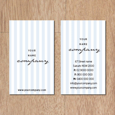 Image of business card design B010941