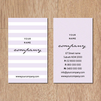 Image of business card design B010942
