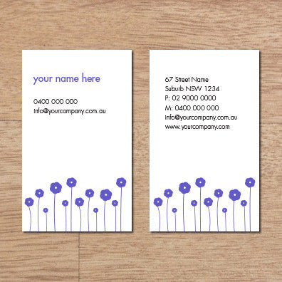 Image of business card design B010948