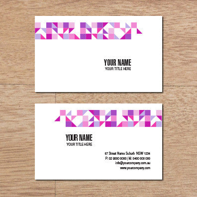 Image of business card design B010950
