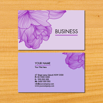 Business Card B010951