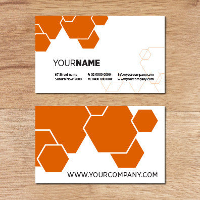 Image of business card design B010954