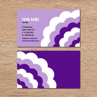 Image of business card design B010956