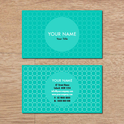Image of business card design B010958
