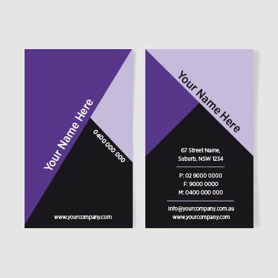 Image of business card design B010961