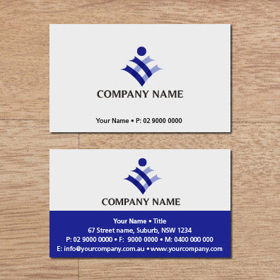 Image of business card design  B100130