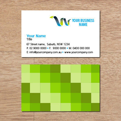 Image of business card design  B100134