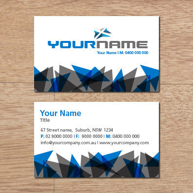 Business Card B100171
