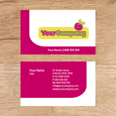 Business Card B100173
