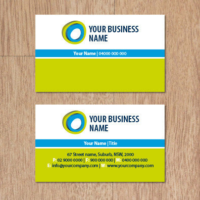 Business Card B100174