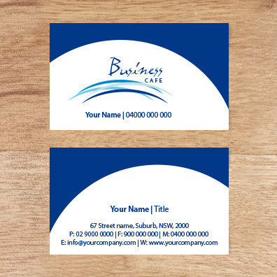 Business Card B100175