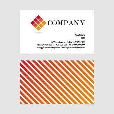 Business Card B100181