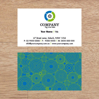 Business Card B100184