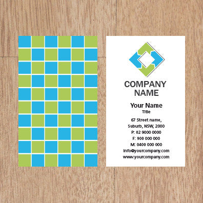 Business Card B100188