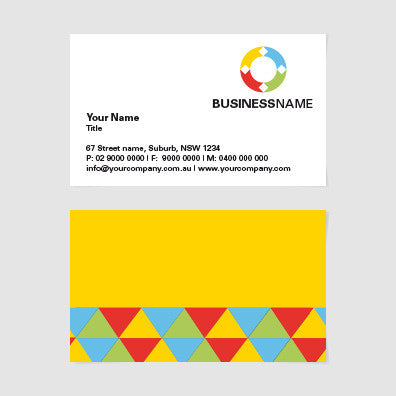 Business Card B100189