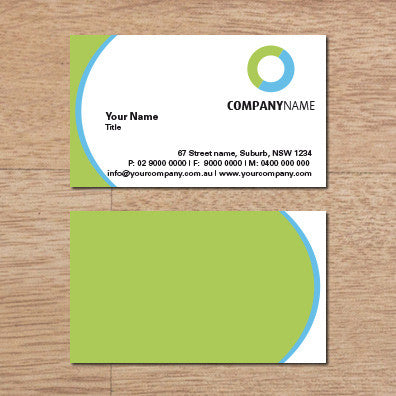 Business Card B100192