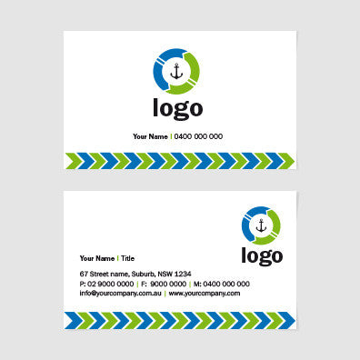 Business Card B100195
