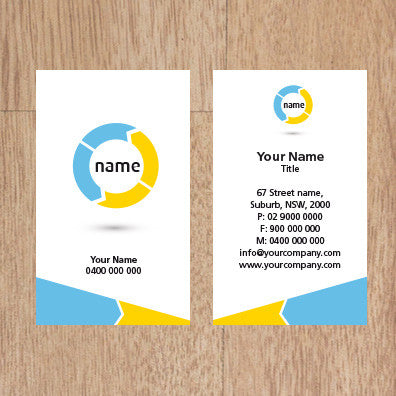 Business Card B100196