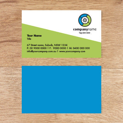 Business Card B100198