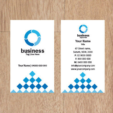 Business Card B100205