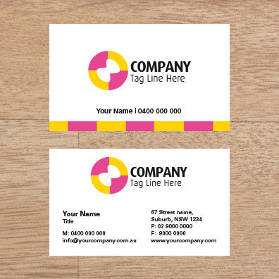 Business Card B100210
