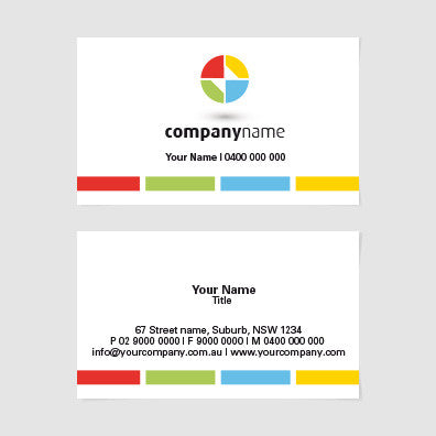 Business Card B100211