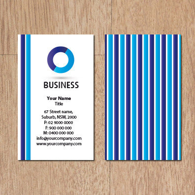 Business Card B100213